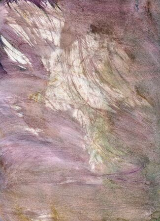 cloth wiped watercolour paint on paper, scanned at high res Stock Photo - 471262