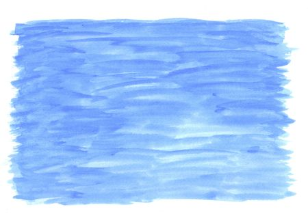 Watercolour paint wash with white border, good for background or maybe a pastle coloured frame.