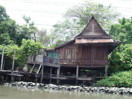 Scenes and attractions around Bangkok, Thailand