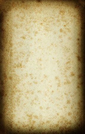 Old book cover paper pages, textured and grungy backgrounds, antique books. Stock Photo