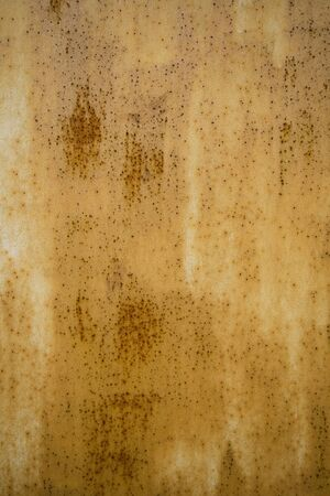 Photograph of Rust and paint background texture