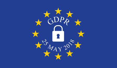 General Data Protection Regulation (GDPR) Illustration
