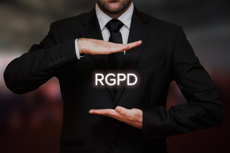 General Data Protection Regulation (GDPR) in spanish: El Reglamento General de Proteccin de Datos (RGPD)