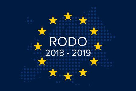 General data protection regulation polish mutation: Rozporzadzenie o ochronie danych osobowych (RODO), 2018 - 2019, 1 year on
