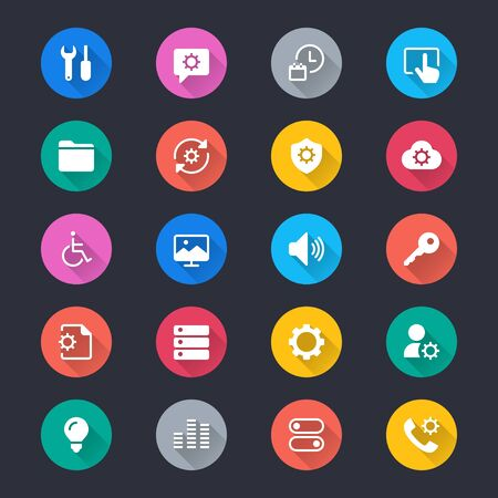 trackpad: Setting simple color icons