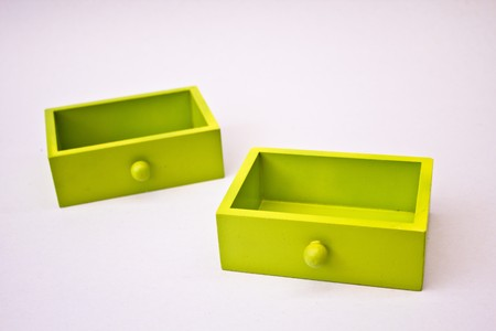 green boxs Stock Photo - 7534453