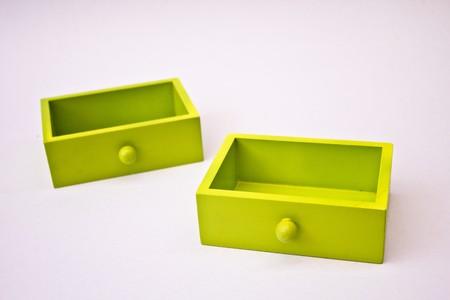green boxs Stock Photo - 7534453