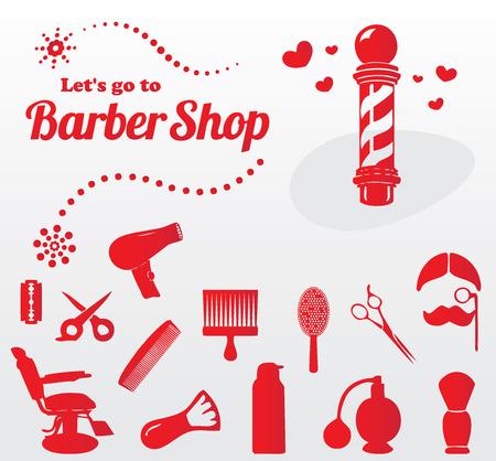 let s: let,s go to barber shop