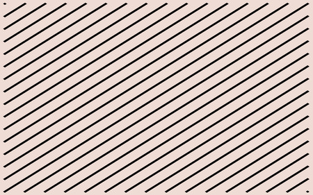 classic cute stripe pink and black background