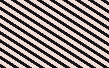 Classic cute stripe pattern