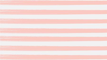 horizontal pink line stripe background