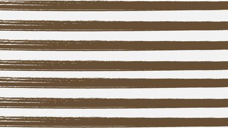 horizontal brown line stripe background Ilustracja