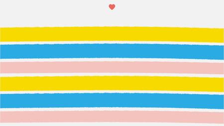 vertical line colorful  stripe background
