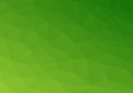 Light green abstract polygonal template. Glitter abstract illustration with an elegant design. The template can be used as a background for cellphones.