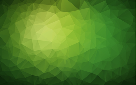 Vector Polygon Abstract modern Polygonal Geometric Triangle Background.  イラスト・ベクター素材