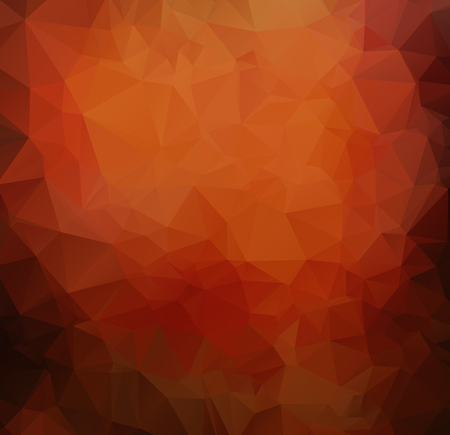 Vector Polygon Abstract modern Polygonal Geometric Triangle Background. 矢量图像