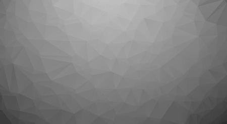 Black and white polygonal background. Triangle, low poly art. popular and best.