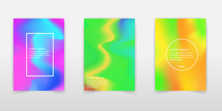 Trendy Pastel Holographic Foil Backgrounds for Cover, Flyer, Brochure, Poster, Wedding Invitation, Wallpaper, Backdrop, Business Design. Abstract Template for Social Media Design. 일러스트