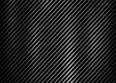 carbon fiber Pattern texture background Ilustrace