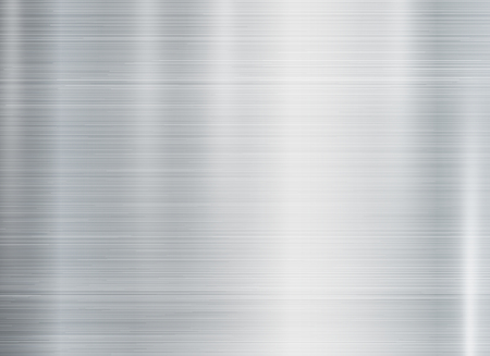 Shiny metal texture background, rectangle style. vector illustration. Ilustrace