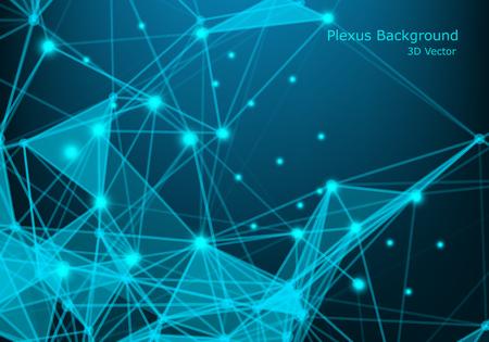 Fondo abstracto tecnología futurista