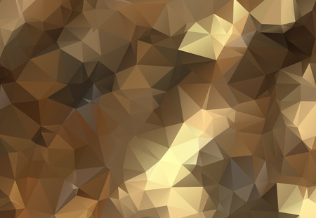 low poly background in pastel colors, triangle shapes