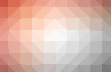 vector abstract irregular polygon background with a triangle pattern in full multi color Çizim