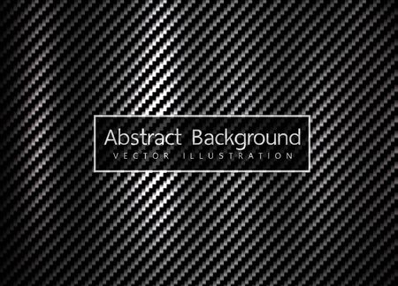 carbon fiber Pattern texture background Vectores