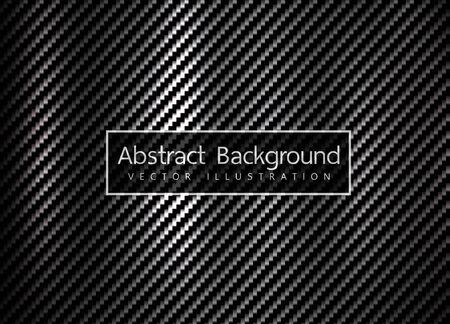 carbon fiber Pattern texture background Illustration