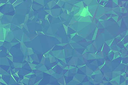 Vector Brown Polygon Abstract modern Polygonal Geometric Triangle Background.
