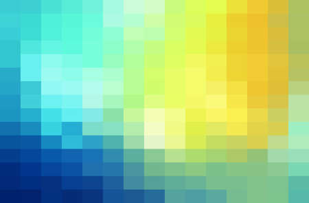 Abstract Blue light Grid Mosaic Background, Modern abstract illustration with triangles. Creative Design Polygonal Template mosaic with squares.