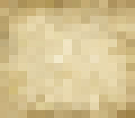 Abstract Brown Grid Mosaic Background, Modern abstract illustration with triangles. Creative Design Polygonal Template mosaic with squares. 일러스트
