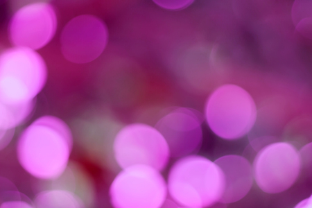 out of focus: light out of focus background blur pink colored Stock Photo