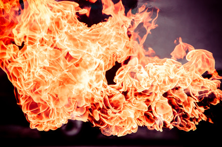gas fireplace: Fire flame texture background, Gasoline explosion