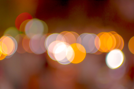 defocussed: Abstract blur de-focussed, Out of focus, Street