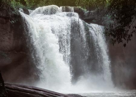 korat: Haew Suwat Waterfall: One of Khao Yai Most Visited Waterfall in Thailand