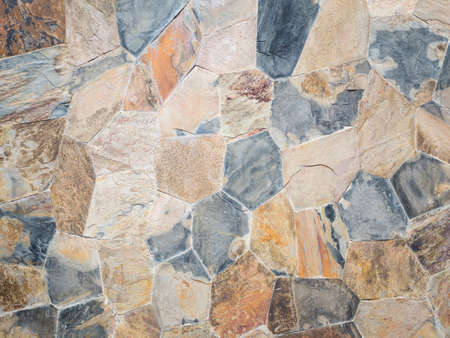 Marble tile pattern for interior and exterior decoration.