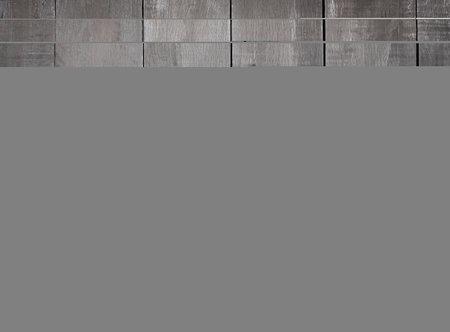 Aged black wood plank texture pattern and background in dark tone. Standard-Bild