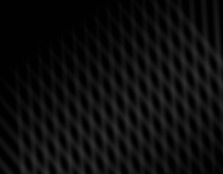 The abstract background has a slightly different black color, interwoven with soft light. Vector