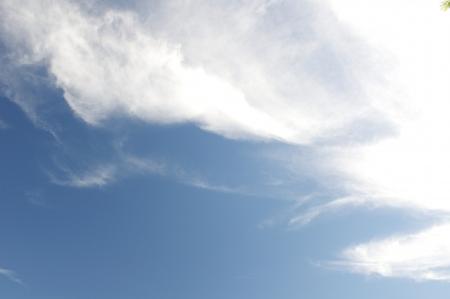 softness: Blue Sky and Softness