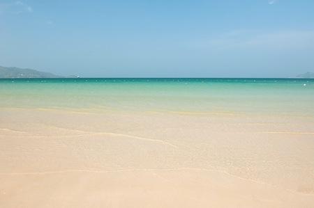 elysium: The beach at Similan island , Phuket Thailand Stock Photo