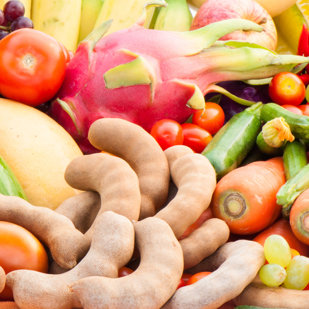 tropical fruits: Tropical fruits and Vegetables