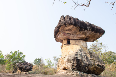 balanced rocks: Balanced rocks Stock Photo
