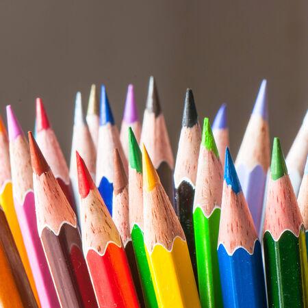 子供のためのアート ツール 写真素材