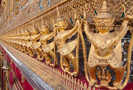 garuda: Garuda at Bangkok Palace