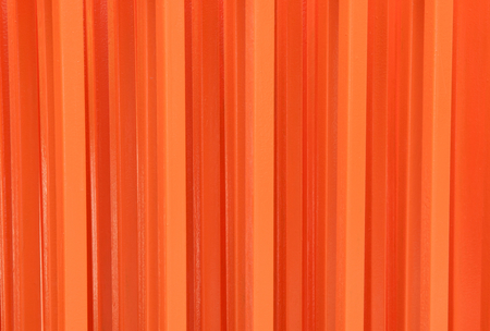 Orange steel background photo