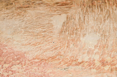 Sand stone texture and ancient painting Stock Photo