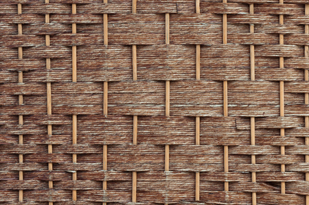 labyrinthine: Traditional woven and refinement Stock Photo
