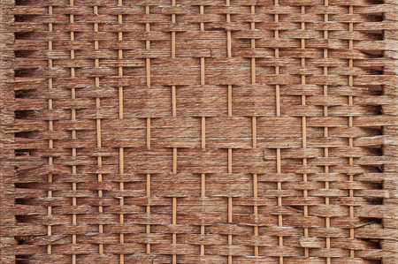 Traditional woven and refinement photo