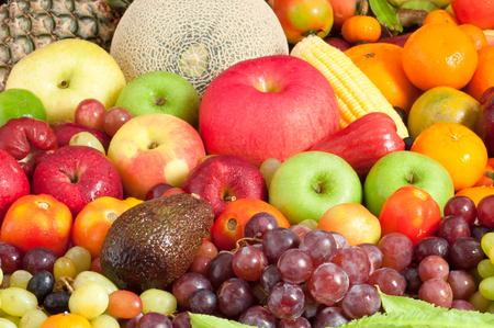 Fruits Stockfoto